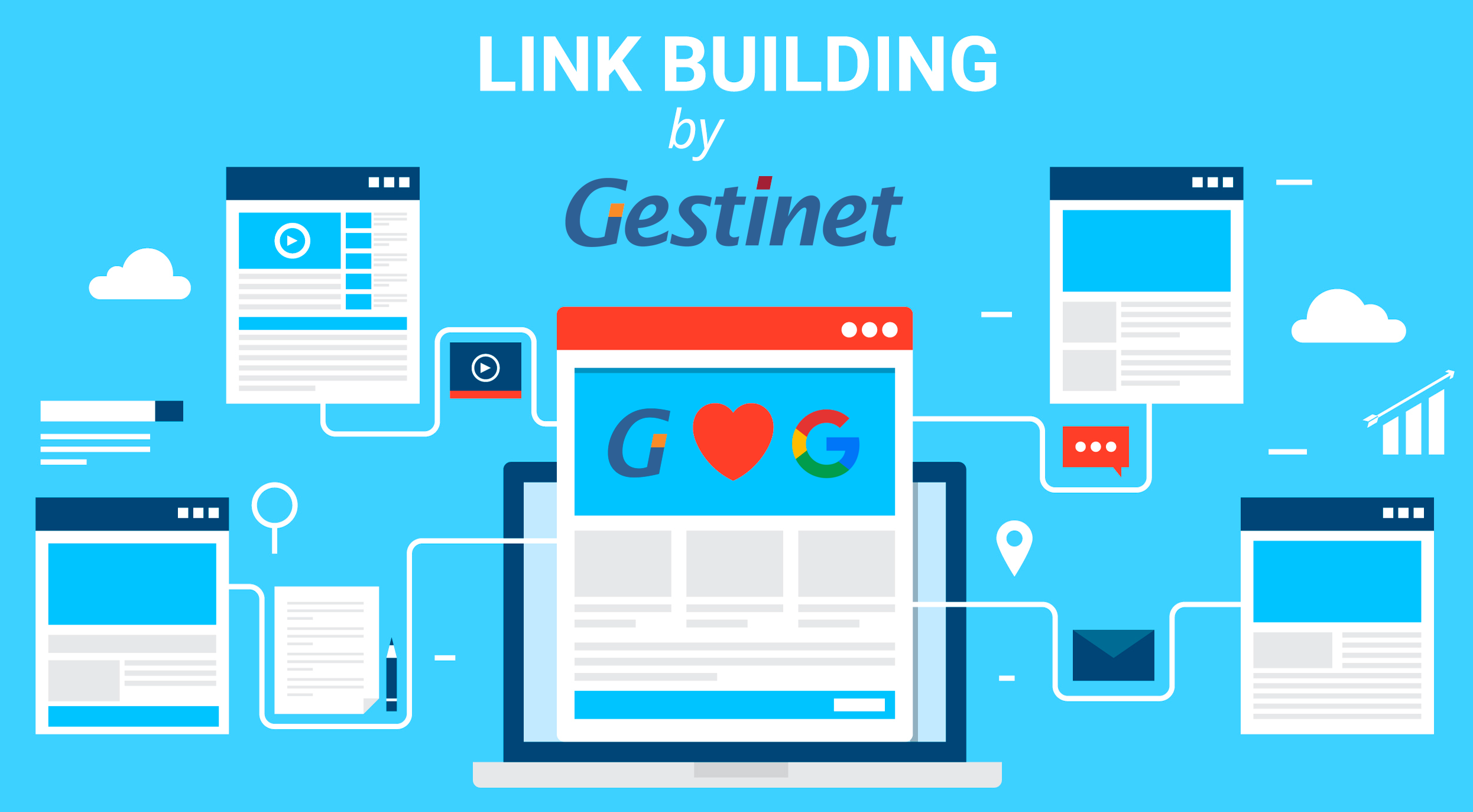 Linkbuilding Posicionament Web