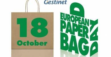 marketing online Dia Europeo Bolsa Papel