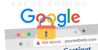 SSL Posicionamiento Google